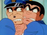 両津勘吉と大原大次郎は兄弟のようによく似ていませんか?