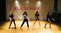 韓国のblack pinkというアイドルグループにハマったのですが、左から順にメンバー名前教えてください!