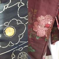 着物と羽織の柄ですが花の名前と着る時期について教えて頂けるとありがたいてす。宜しくお願いします。 (着物 羽織も一重になっています)