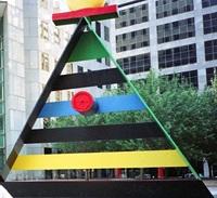 この特徴的なオブジェのあるビル名を調べています。 場所はアメリカ・テキサス州ヒューストンであることは分かっています。 よろしくお願いします。