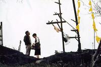 てんぷら☆映画復活祭】Scene #110  このワンシーンで、素敵なボケをいただけますか? (・▽・)  ※『幸福の黄色いハンカチ』より