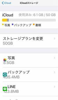 iphoneのバックアップの容量が少ないです。写真などが含まれていないように見えるのですがちゃんとバックアップはできているのでしょうか。また正しい方法があれば教えてください。