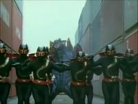 皆様が特撮作品で「変な〇〇」と言われたら何を連想しますか? 私はゴーゴーファイブのインプスですね。  (カクレンジャーのドロドロやオーレンジャーのバーロ兵など、ゴーゴーファイブ以前の戦闘員もそうだが...