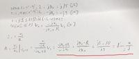 電気回路の問題を解いている途中で計算が分からなくなりました。 写真の赤線の部分です。 符号の変更の仕方とjの扱い方がおかしいかもしれないです。 どなたか、教えてくださいm(_ _)m