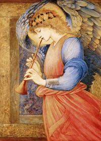 この画像は大天使ラファエルなのですか?