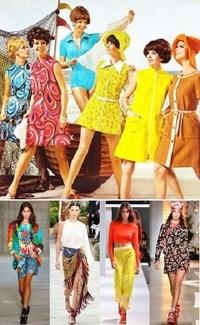 最新ファッションでも半世紀も経つと、古くてダサいイメージになってしまいますか? 友人と60年代のファッション画像を見ていたのですが、友人が 「やっぱり半世紀以上前のファッションだけあって、それほど洗練...