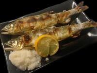 鮎の塩焼き  ぶりの照り焼き  どちらが好きですか?