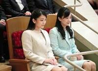 秋篠宮眞子様と佳子様だったらどっちが好きですか?