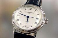フレデリックコンスタントの時計を買おうと思っています。 この時計はいいと思いますか?評判はどんなものでしょうか? 年は23になります。