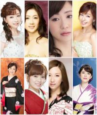 最近の女性演歌歌手ってなんできれいでかわいい人が多いの? 昔の演歌歌手はこんなにきれいな人は少なかったように思うけど…  きれい、かわいいと言えば伍代夏子、藤あや子、藤圭子、小柳ルミ子 ぐらいしか居なかったと思うけど?