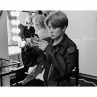 ジェヒョン君の後ろにいるのは ジョンウ君ですか?  NCT DREAM U Way V 2018 127