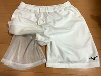 ミズノのズボンの中にこのようなメッシュの布が入っています。なんの役割があるのでしょうか?