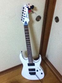 エレキギター(機種・モデル)に詳しい方、よろしくお願いします...。  昔に使用していたギターの詳しいモデル(型番?)を特定できる方教えてください...。  Ibanez RGIR20e に似たギターという ところまでは探せ...