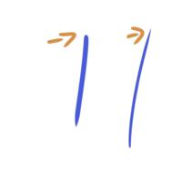 コピックで、細い先端が描ける紙教えてください。 いつもにじんで画像の左みたいな丸い先端になってしまいます。右みたいな細い先端が描きたいです。細く描いてるのですがにじんで太くなってしまいます。 公式サ...