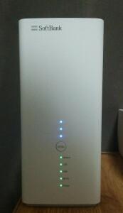 ソフトバンクエアーWi-Fiについて 質問です  これ、通信制限かかることはあるのですか? 何か速度が遅くなりました