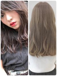 ブリーチ後に染めた髪が色落ちしても、金髪にならず綺麗な髪色になる方法が知りたいです。 左画像︰ブリーチ後、濃いめのショコラブラウンにすると 右画像︰色落ち後、明るいベージュ系になる と知ったのですが、...