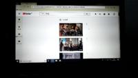 YouTubeの画面が変になりました Windows10のパソコンを使用しています  YouTubeを見ようとしたら、サイズが変になります  YouTube側の不具合でしょうか?