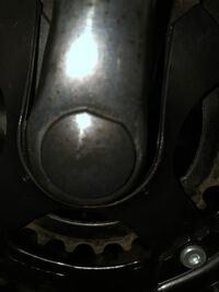 クロスバイクのペダル部分です これの外し方分かりますか?