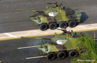 キューバではBTR60装甲車にPT76水陸両用戦車の砲塔を載せたり、T55系戦車の主砲部分を利用した新規砲塔を載せたり(砲塔基部の車体両サイドは拡張されてる様。 )してるみたいですが、それぞれの性能・諸元データ...