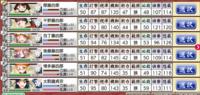 極短刀Lv51×4振り、Lv52×2振りの部隊で効率の良いマップを教えてください。被害が少ないマップと多いマップを答えてくれると嬉しいです。