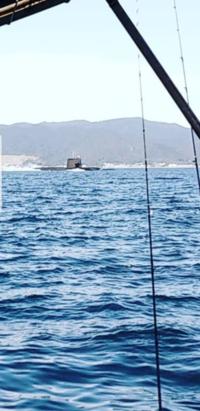 海上自衛隊の潜水艦ですが、型と船名分かりますか?
