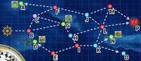艦これ、ルート固定要員がいないと必ずしもボスに辿り着けないわけではないのですか? 例えば2の4で、自分はルート固定とか知らなかったので始めは全て戦艦か正規空母で編成していたのですが、20回ほど出撃したのですがその編成だとFからAもしくはHからIからEという風に20回の出撃全てでボスどころかJ、L、Kマスにすら一回もたどり着けませんでした。だがらルート固定の条件にあった編成でないと絶対にボスに...