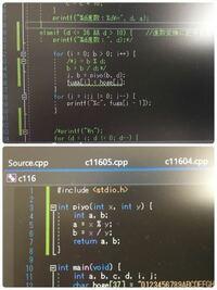 C++で引数、戻り値2個でpiyo関数を呼びたしたいのですがどのように書けばよろしいですか?