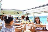 大喜利   一階がキッチンになっていて出来立てのコース料理と景色を同時に楽しめるレストランバス   もしもあなたのプロデュースでレストラン以外のサービスを提供するとしたらどんな事をやってみますか?