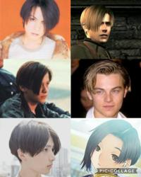 どう検索すればこういった髪型が出てきますか?テクノカット?前下がり?