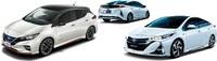 言うまでも無くエコカーだとトヨタ:プリウスPHVか日産:リーフに限られますがノーマル車だと日産リーフがトータルバランス的に良く出来ていると思いますが車好きだとやはりカスタムカーのトヨタ:プリウスPHV モデリスタ仕様になり日産:リーフはnismo仕様になり双方値引きなどを入れると同じ価格になるかとは思いますが残価設定では圧倒的にPHVですが実用面からしてもPHVでは無いでしょうか? ※外見...