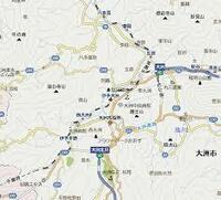 愛媛県大洲市は「大津市」に似ていませんか? そのため(といっては難だが)、JR予讃線の駅名は「伊予大洲」駅なのですか?