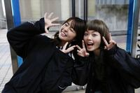 左の方は西野七瀬さんですか?