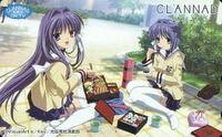 CLANNADの藤林姉妹はどちらの方が好きですか?