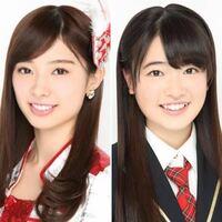 男性に質問。 AKB48に所属している姉妹で…  左:武藤十夢ちゃん(姉)  右:武藤小麟ちゃん(妹)  あなたが彼女にしたいのは、どちらを選びますか?