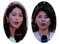 杉浦友紀アナ 上村彩子アナ どちらが良いですか。