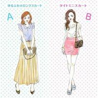 メゾンデフルールの、黒やピンク色などのトートバッグを持っている若い女性をどう思いますか?