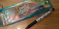 フリクションボールペン、インク残ってるのに時々出なくなることありませんか?  みなさんは、どうしてますか?  何か良い方法ある方教えて下さい❗️