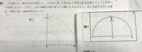 今日受けた模試の答えについて教えてください。  問いに対して娘は写真の左の答えを書きました。模試の模範解答は写真の右でした。  娘の答えは間違いですか?間違いですあれば理由を教えて 下さい