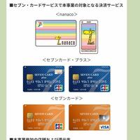 セブンイレブンの キャッシュレス決済での消費者還元について教えてください セブンイレブンのラインから セブンイレブンはキャッシュレス決済で還元がある旨の通知が来ました。 その中で、画像のような セブンカードサービスで還元事業の対象になる決済サービス とかいて ナナコカード、セブンクレジットカードが提示してありますが これは、セブンイレブンで買い物した時にこの決済の時しか還元されませんよってこ...
