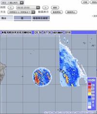 気象庁の雨雲レーダー、どうしてこうなったのでしょうか?