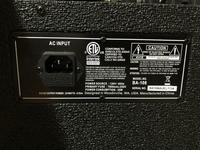 アンペグのベースアンプBA108の電源ケーブルをなくしてしまいました。代わりのものを購入しようと思うのですが、何を買えば良いでしょうか?サウンドハウス等の商品リンクを貼って頂けると助か ります。よろしく...
