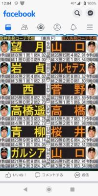 阪神、巨人のCSの予想ピッチャーですが、阪神負けますか?