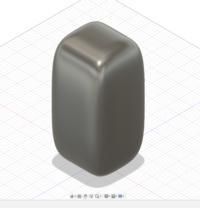 Fusion360のスカルプトモデルのエッジや面が表示されないのですが、どこの設定で表示できるようになりますか?  レイアウトのリセットをかけても表示されなくて困っています。