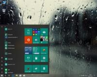 なぜWindows10のスタートメニューは透明度が変えられないのでしょう? Themeを編集とかして替えられませんか。