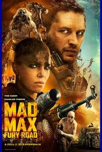 「マッドマックス、怒りのデスロード」2015年で、 主役は、マックス(トム・ハーディ)ではなく、 フュリオサ(シャリーズ・セロン)だと 思いませんか?