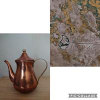 銅製品のメーカーを知りたいのです。ご存知の方、よろしくお願いいたします。 底面にロゴマークが有りました。