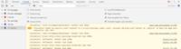 """GoogleChromeのconsoleについて  javascriptでconsole.log(""""Hello"""");と書いたのに、consoleの履歴に反映されません。 どうすればconsoleに反映させることが出来ますか??"""