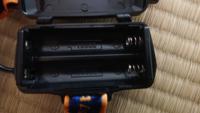アマゾンでヘッドライトを買ったんですけど、電池って何になりますか? 見た目単3電池の長さをでかくしたみたいな感じですが、単3電池だとでかすぎます。 電気屋行ったけどわかんなかったです。 よろしくお願い...