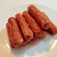 鶏肉の唐揚げ 豚肉の唐揚げ ウインナー唐揚げ どれが好き?