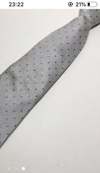 就活 ネクタイ  写真のネクタイは就活の際つけても大丈夫でしょうか。 少し色が派手かなと思ったのですがどうでしょうか。 よろしくお願いいたします。